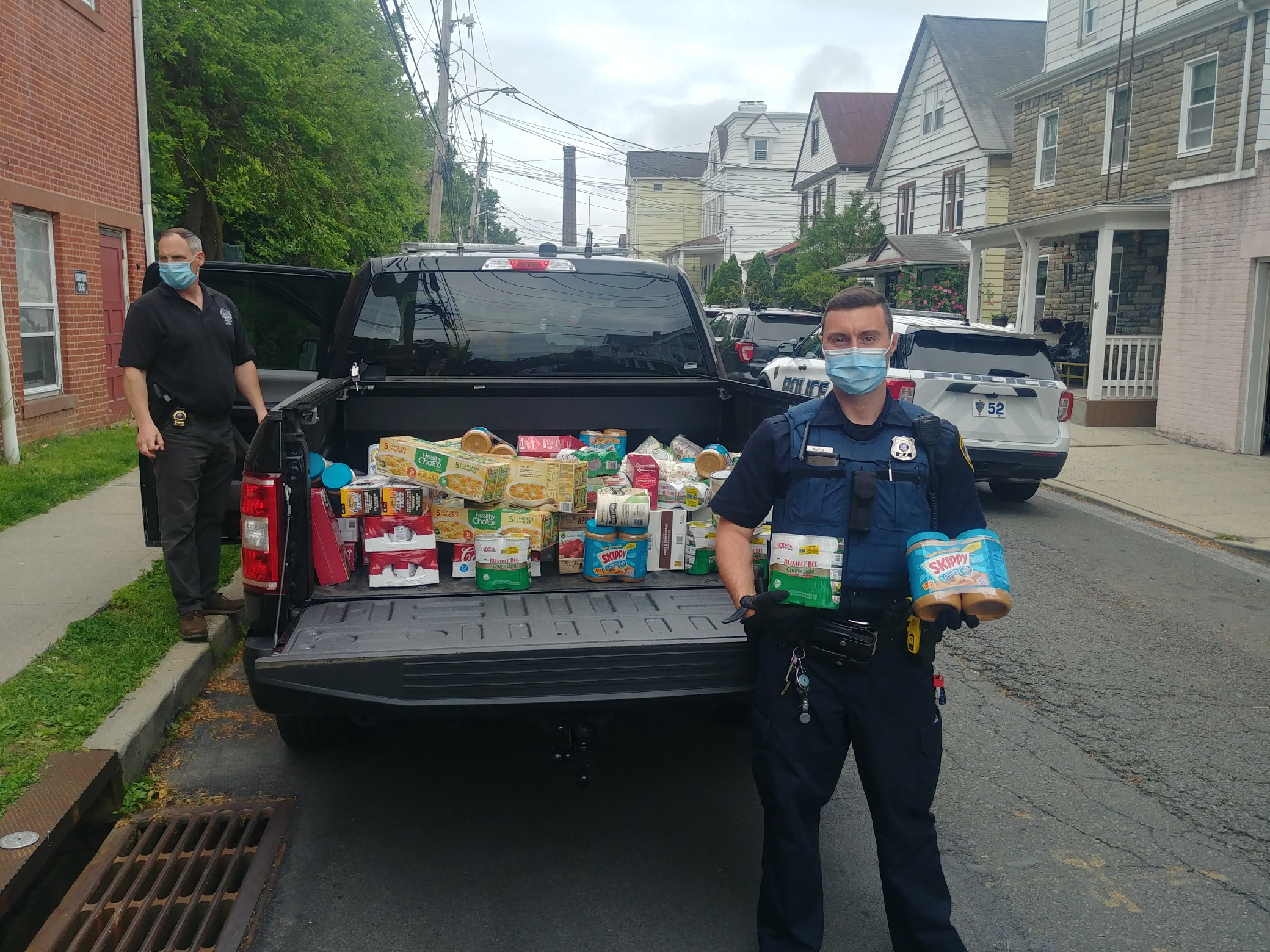 Tarrytown PD Donating To Christ Church