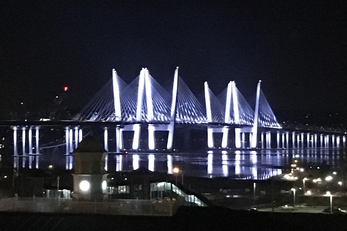 The Bridge at Night - Taken by Dolf Beil