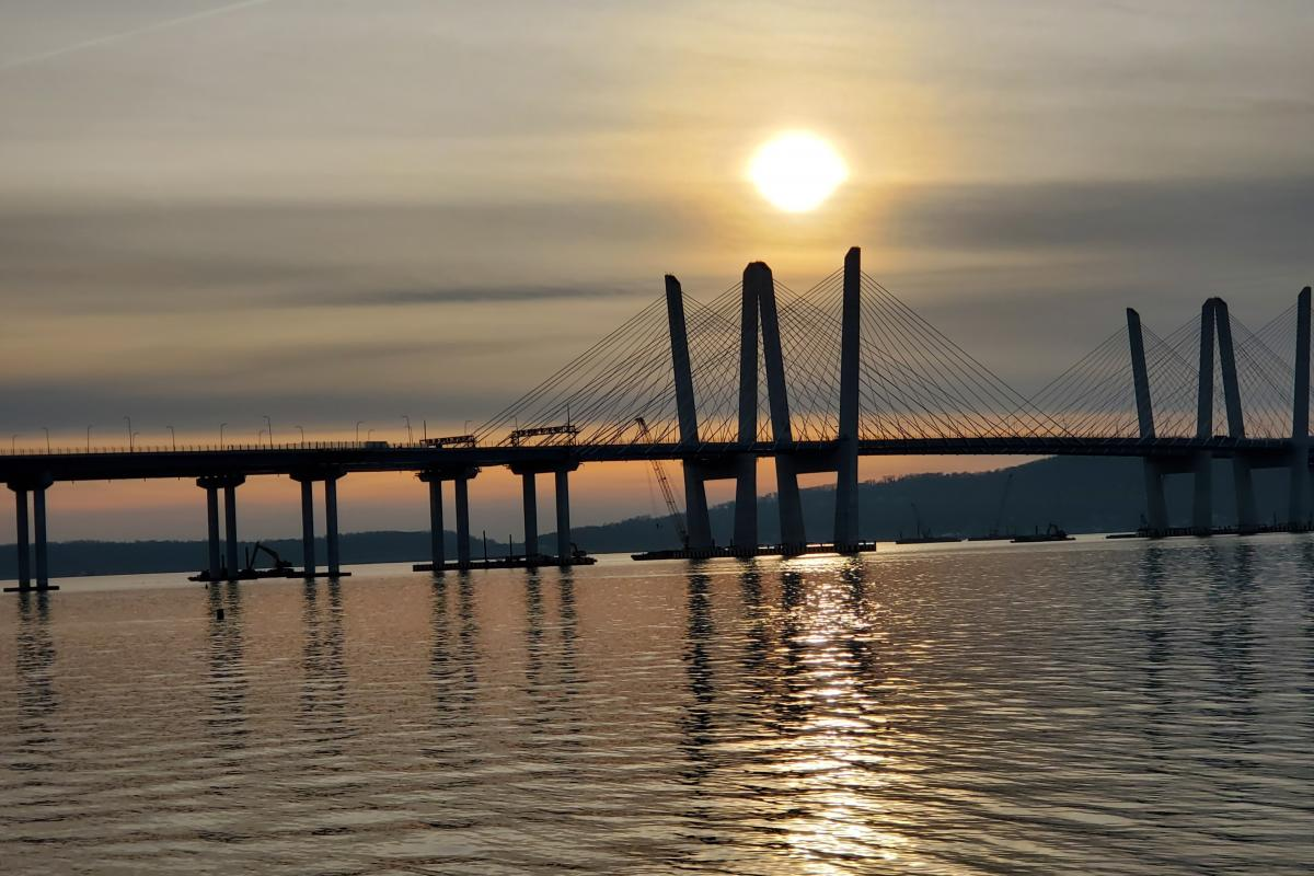 Bridge Holding the Sun Taken by Jordan Becker