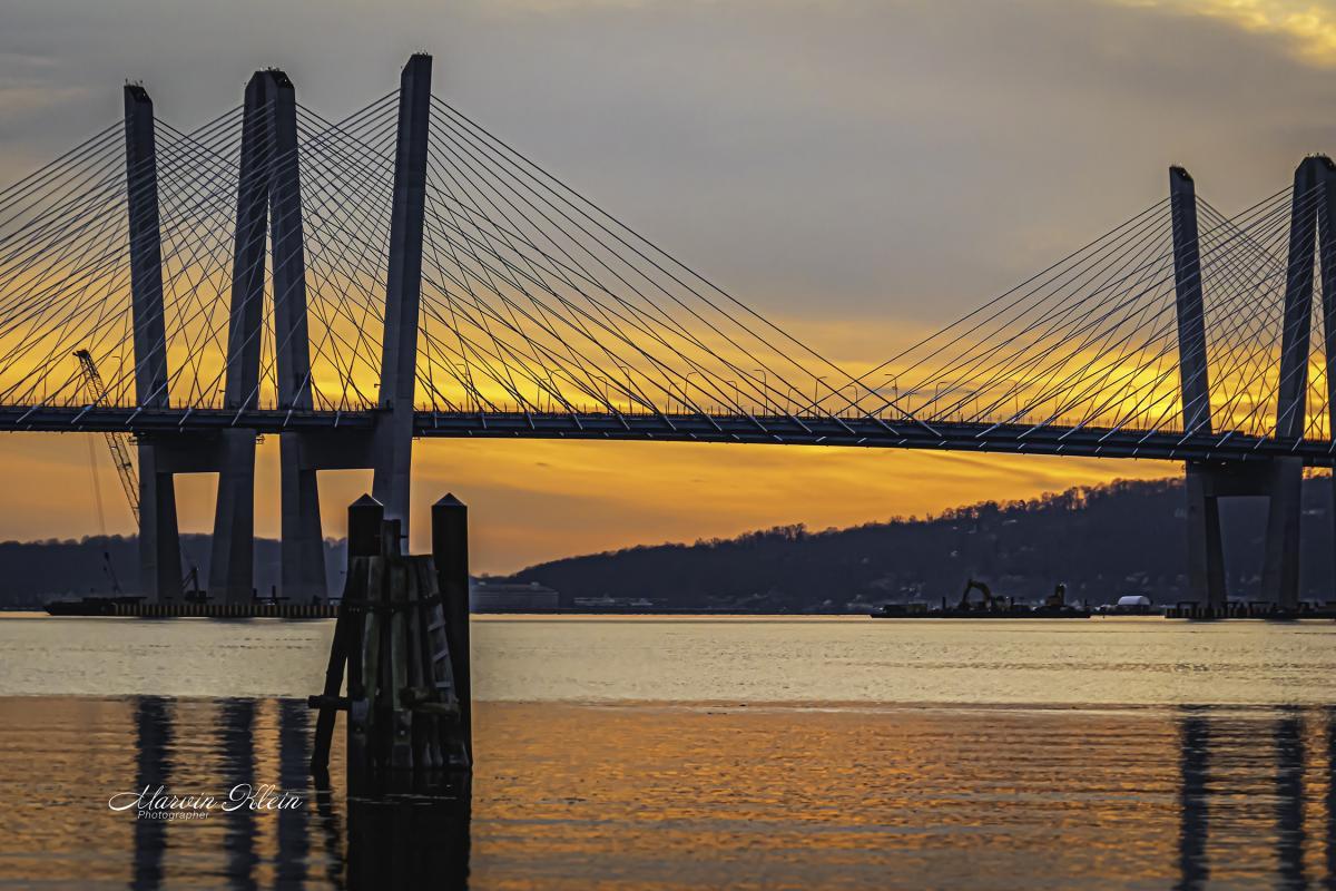 Bridge at Sunset2 - Photo Credit Marvin Klein