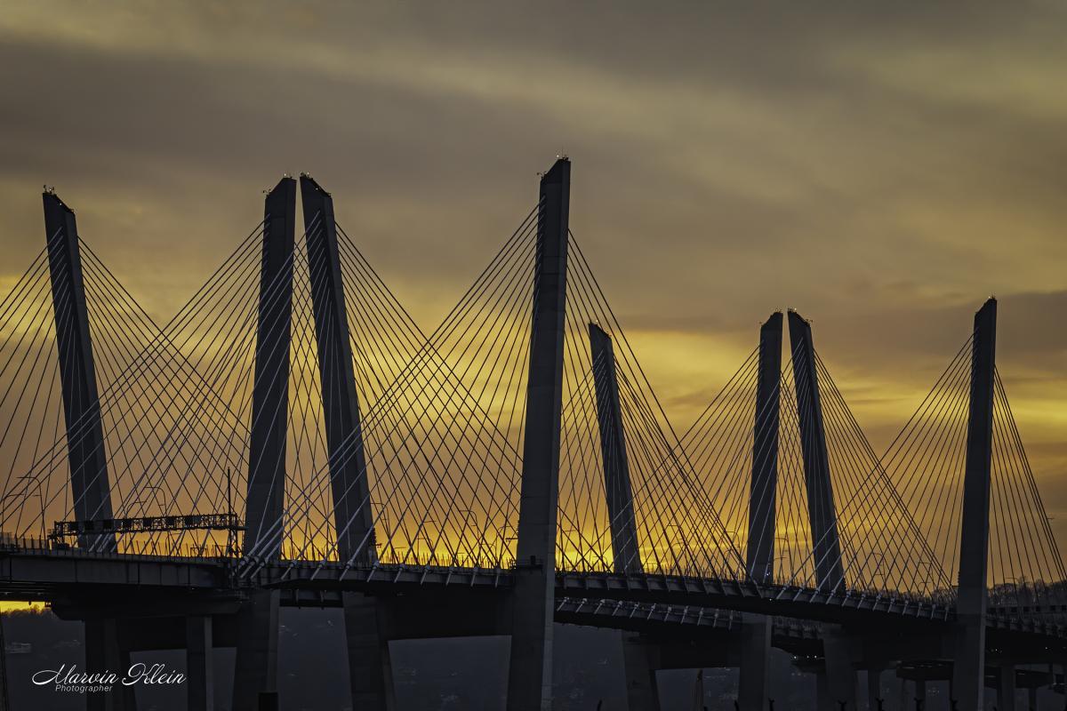 Bridge at Sunset3 - Photo Credit Marvin Klein