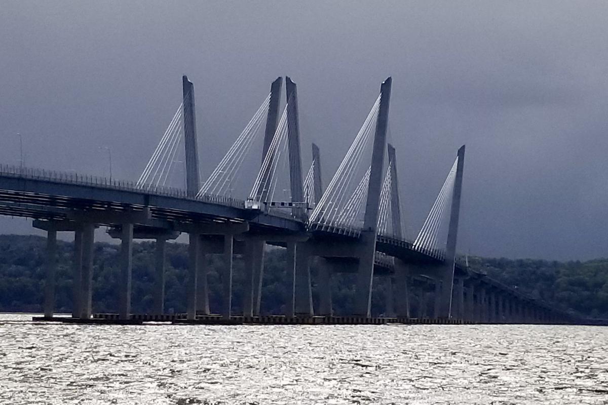 Governor Mario M. Cuomo Bridge- Taken by Stew Schectman